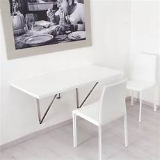 flip wall mounted folding table spaceman