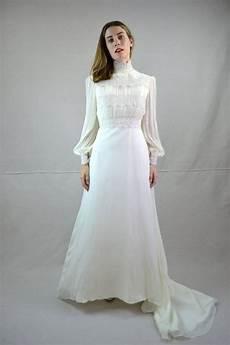 Vintage Wedding Dresses 1970s