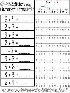addition using number line worksheets for grade 1 9443 travel teach and november 2012