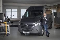 Mercedes Vans Plans Renewed Growth In Unit Sales