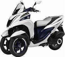 yamaha tricity le scooter 224 3 roues compact the duke