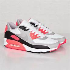 nike air max 90 patch infrared sneaker bar detroit
