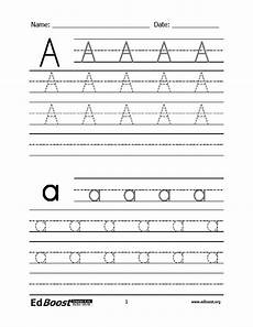 pre k worksheets letter a 24349 letters phonics sight words edboost