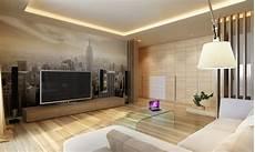 led für wohnzimmer three apartments with special lighting schemes