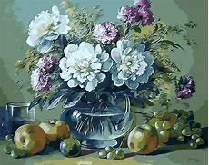 fiori in pittura vaso di fiori pittura acquista a poco prezzo vaso di fiori