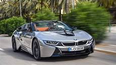 2019 bmw i8 roadster first top down to the future