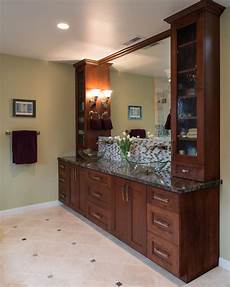 Bathroom Storage Cabinets Masters by Master Bed Bath Traditional Bathroom San Francisco
