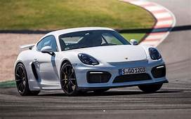 Porsche Cayman GT4 Driven The Best Sports Car You Can Buy