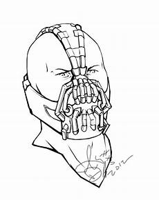 Bane Batman Coloring Pages Bane Coloring Pages Bane Coloring Book Page By