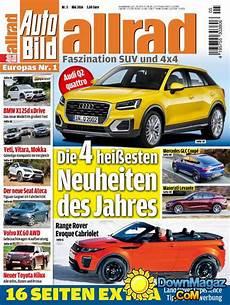 Auto Bild Allrad - auto bild allrad 05 2016 187 pdf magazines