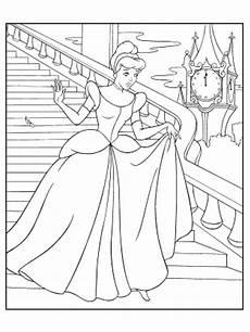 disney princess princess cinderella coloring pages ideas