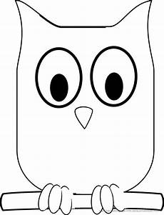 Ausmalbilder Eule Kinder Coloring Pages Coloring Pages