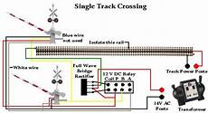 Rr Track Wiring Railroad Crossing Gates With