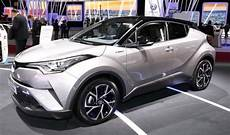2019 toyota c hr hybrid review changes and engine