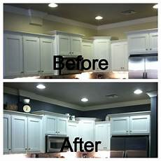 behr dark ash above the kitchen cabinets before and after my nest in 2019 kitchen cabinets
