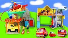 Ausmalbild Feuerwehrmann Sam Titan Feuerwehrmann Sam Unboxing Kinderspielzeuge