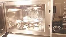 Mikrowelle Reinigen Mit Diesen Hausmitteln Geht Das Einfach