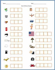 sound boxes worksheet tchrgrl new sound box elkonin task cards ending blends and digraphs