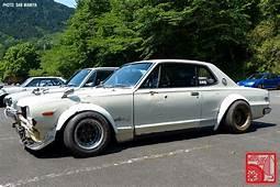 Sagamiko Forest Highlight Hakosuka Drift Car  Japanese