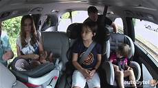 Fitting 3 Car Seats Across The Rear Seat