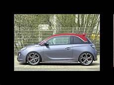 Opel Adam S Tuning By H R Sportfedern Spurverbreiterung