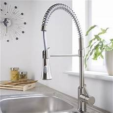 kitchen faucets uk brushed nickel plated pull sprayer kitchen faucet contemporary kitchen faucets