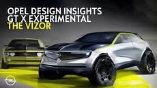 Opel Gt X Experimental Design Insights The Vizor