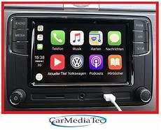 original vw radio freisprechanlage apple carplay rcd330