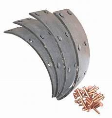 garniture de frein garniture de frein longueur 8 1 2 pouces largeur 8 1 2 pouces david brown 770 880 950