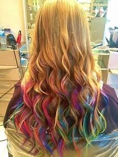 Do Hairdressers Dip Dye Hair image result for dip dye for for gabrielle