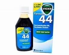 Khasiat Dan Harga Vicks Formula 44 Sirup Obat Batuk Obat