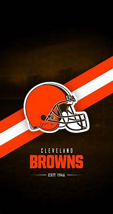 brown iphone wallpaper cleveland browns iphone 6 7 8 wallpaper splash this