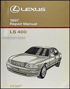 old car repair manuals 1994 lexus ls free book repair manuals 1997 lexus ls 400 repair shop manual original