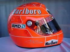 michael schumacher 2006 f1 grand prix race helmet
