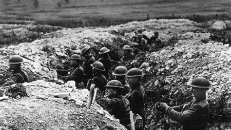 First World War 1