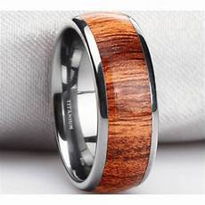 15 best ideas of tungsten wedding bands with inlay