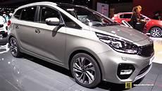 2017 Kia Carens 1 7 Diesel Exterior And Interior