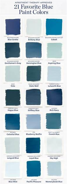 color sheet the 21 most blue paint colors for your home best blue paint colors