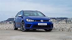 Essai Volkswagen Golf Vii R Sw Un Ravageur