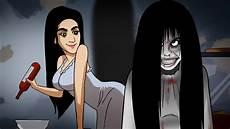 Animasi Kartun Hantu Lucu Kata Kata Bijak