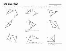 congruent triangles worksheet mrmillermath
