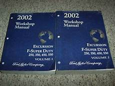 free car manuals to download 2002 ford th nk spare parts catalogs 2002 ford excursion shop service repair manual xlt limited 5 4l 6 8l 7 3l diesel ebay