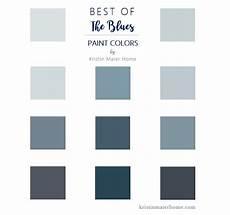 favorite blue paint colors kristin maier home