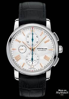 montblanc 4810 chronograph automatic 4810