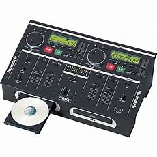 Numark Cd Mix 1 Dual Cd Player Mixer Musician S Friend