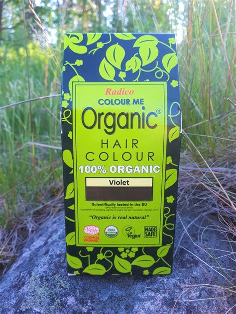 Radico Colour Me Organic Violet