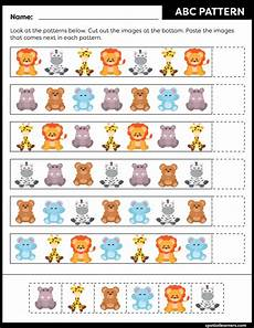 picture pattern worksheets for kindergarten 344 these free printable worksheets for are great for practicing spatial concepts these patt