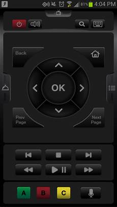 remote app review wd tv play is a set top box made for