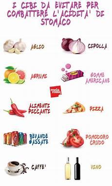 alimenti per mal di stomaco bruciore di stomaco fermalo a tavola con i consigli