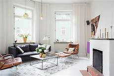 swedish home decor modern swedish apartment with snazzy scandinavian charm